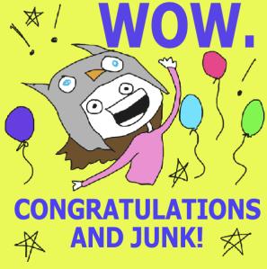 wow congrats