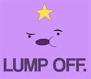 lump off