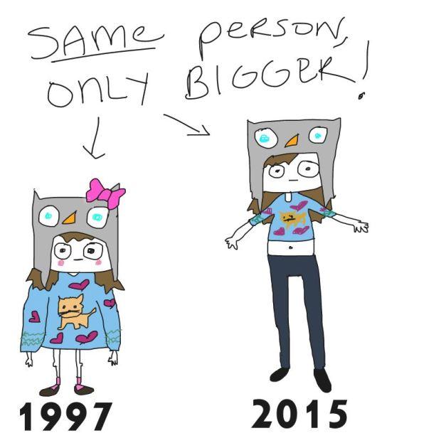 same person