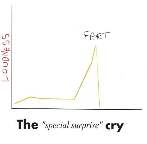 special surprise cry